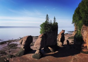 2-Hopewell Rocks (Copier)